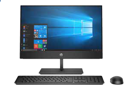 惠普(HP) HP ProOne 600 G5 21.5-in All-in-One-P902520005A intel 酷睿九代 i3 i3-9100 8GB 1000GB 256GB 中标麒麟 V7.0 21.5寸 三年有限上门保修